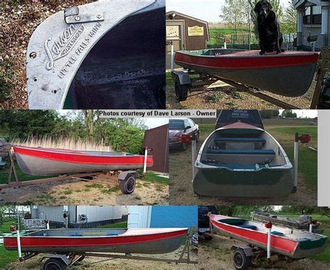 skiff larson old duck boats no longer in production