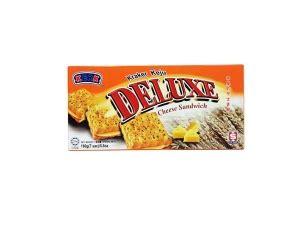 Kerk Deluxe Coklat Sandwich 230g biscuits