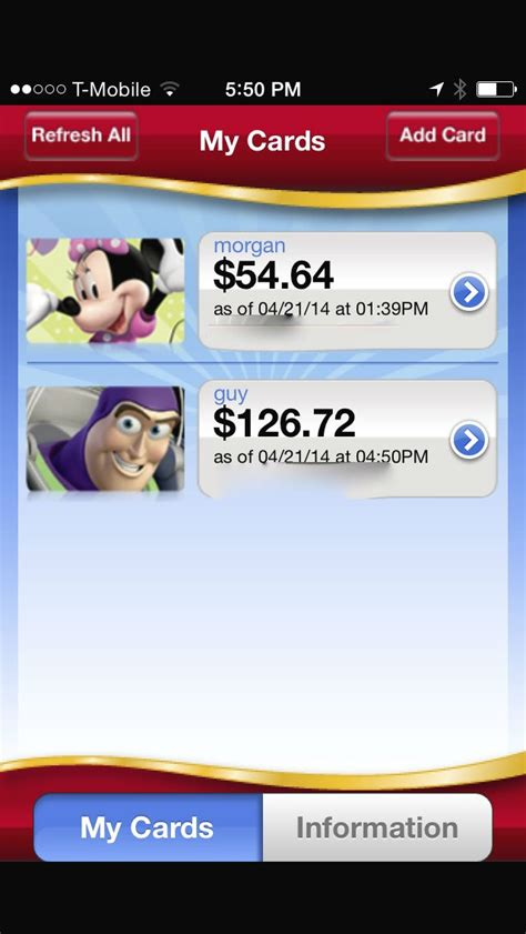 Disney Gift Card App - disney gift cards 101 touringplans com blog