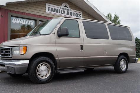 2006 e150 ford 7 passenger