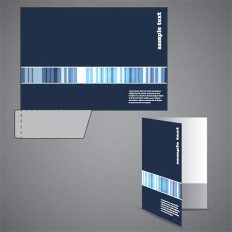 Folder Cover Design Vector Free Download | abstract folder cover design vector set free vector in