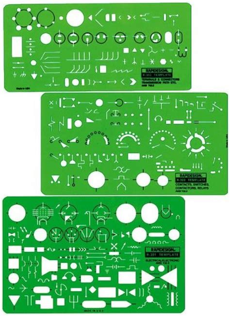 electrical template template electrical electronic 300r alvin supply