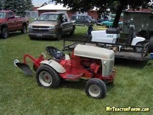 Ford Garden Tractor Custom Built Garden Tractors Re Ford 8n Garden Tractor