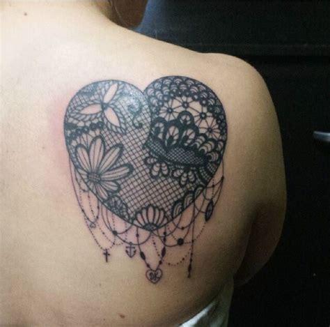 heart dreamcatcher tattoo lace dreamcatcher tattoos