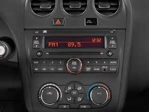 Nissan Altima Radio 2011 Nissan Altima Radio Interior Photo Automotive