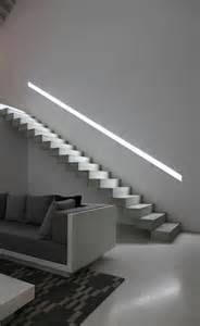 Staircase Lighting Ideas Modern Chic Stairs Lighting Room Decorating Ideas