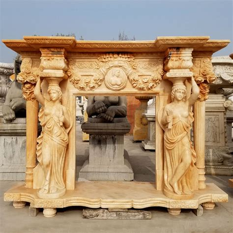 modern design marble carved fireplace modern fireplaces white marble carved