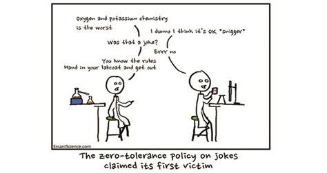 side  science jokes laboratory news