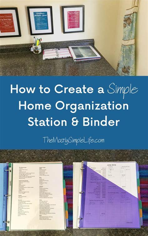 home organization binder 17 best ideas about getting organized on pinterest