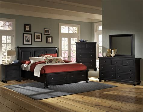 bassett vaughan bedrooms vaughan bassett reflections king bedroom group darvin