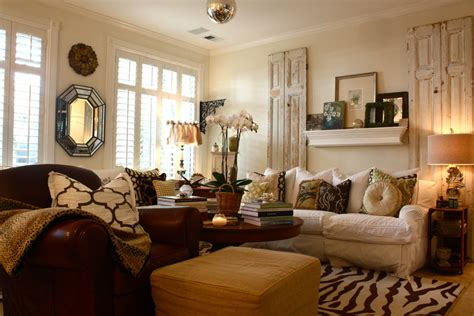 animal print living room decor bedroom colors that make room look bigger home delightful