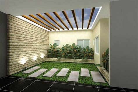 model desain taman kecil  rumah minimalis desain