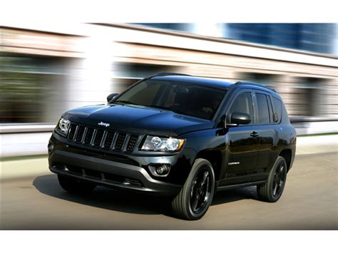 compass jeep 2012 2012 jeep compass prices reviews and pictures u s