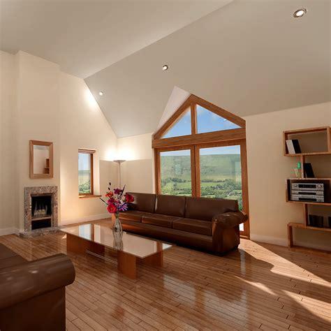 glazed peak patio cottage kit homescottage kit