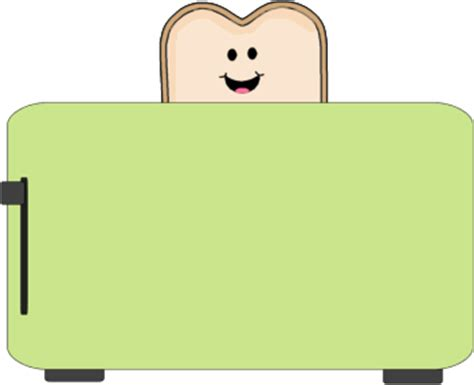 Transparent Toaster Toast In Toaster Clip Toast In Toaster Image