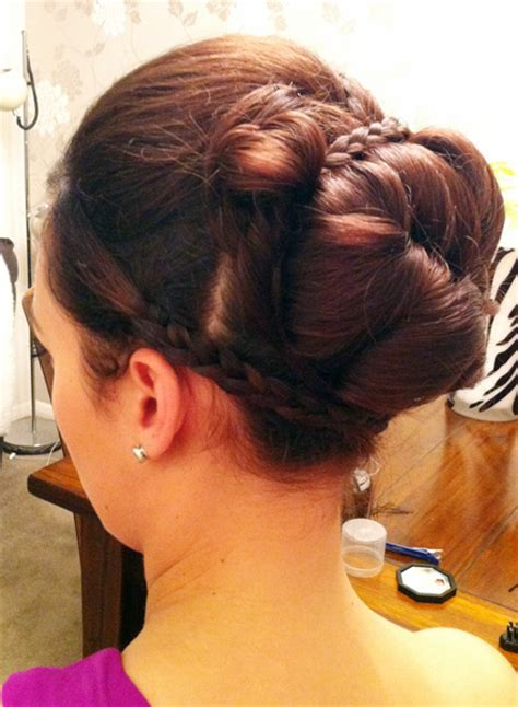 wedding hair up plaits wedding hair and bridal hair gallery worthing hair