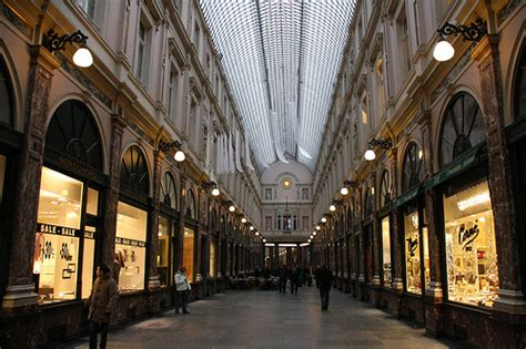 Les Galeries Royales Saint Hubert de Bruxelles   Riad MehdiRiad Mehdi
