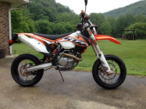 Ktm 500 Exc Tire Size 2014 Ktm Exc 500 Supermoto Warp 9 Rims With Dirt Bike