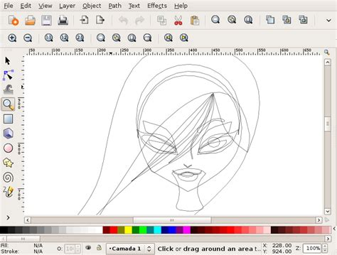 inkscape tutorial rope 28 inkscape how to draw a draw a male cartoon