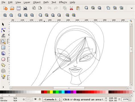 inkscape engraving tutorial рисовать inkscape рисование разных предметов учимся