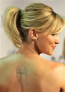 katie cassidy tattoos cassidy s myniceprofile