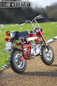 Honda Monkey Bike Honda Z50 Monkey Bike Road Test Classic Motorbikes