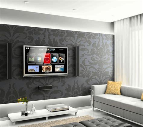 tv wand gestalten tv wand selber bauen 80 kreative vorschl 228 ge archzine net