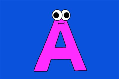Letter Gif Alphabet Gif By Giphy Studios Originals Find On Giphy