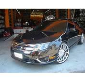 Ford Fusion DUB E Rebaixado