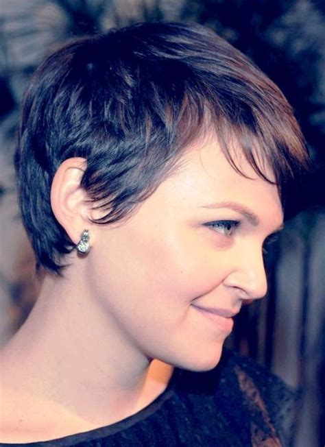 rearview haircut photo gallery ginnifer goodwin rear view of pixie cut back to post