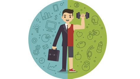 how do balancing work how a fitness guru business owner exercises work