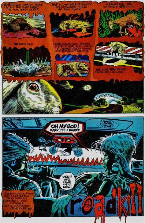 roadkill comics roadkill comics scans