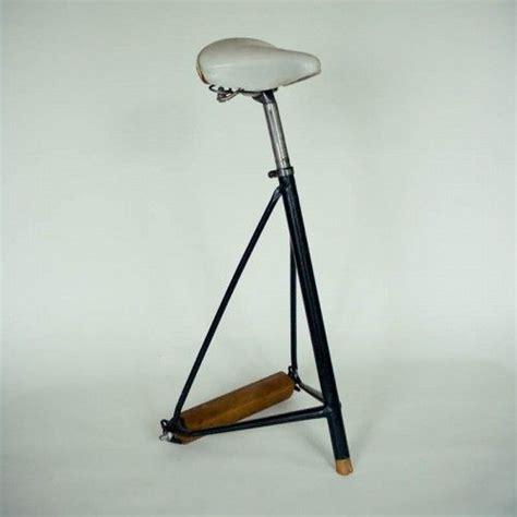 Tabouret Selle De Velo by Jerome Selle De Bicyclette Tabouret Bicycle Seat
