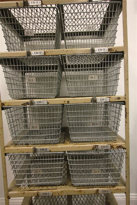 Pantry Wire Baskets by Best 25 Vintage Wire Baskets Ideas On Wire