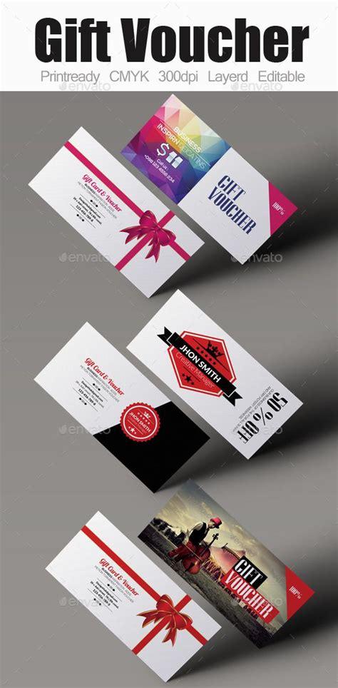 Bundle Voucher Indomaret 1 5jt multi use gift voucher bundle template design http graphicriver net item multi use