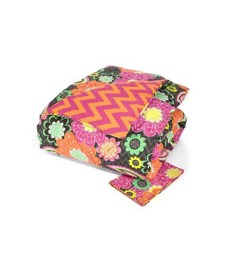 vera bradley bedding vera bradley reversible comforter set full queen heather shipped free at zappos