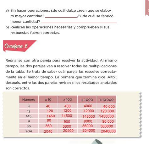 libro de 6 de matemticas contestado libro de matematicas de 6 contestado