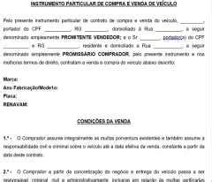 modelo de contrato de permuta modelo de contrato de permuta de carro por moto