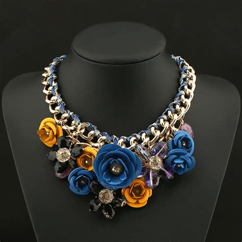 spray paint jewelry gold necklace set designer jewerly gold chain spray paint metal