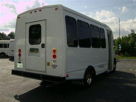 15 Passenger Comfort Bus Busmax Van Bus Rental