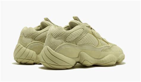 Harga Adidas Aerobounce review sepatu yeezy 500 desert rat moon yellow