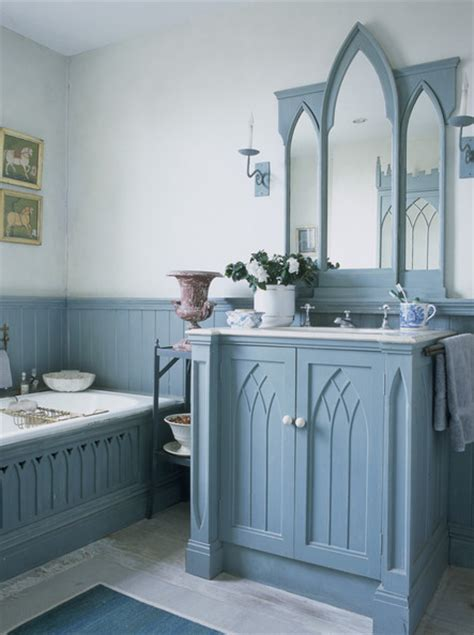 Bathroom Tile Ideas For Small Bathrooms blue bathroom photos 82 of 87 lonny