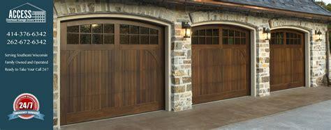 Milwaukee Garage Doors Service Sales Repair Access Access Overhead Door