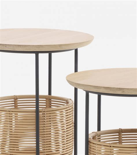 Basket Table by Basket Tables Alain Gilles