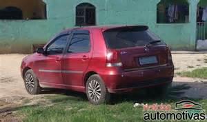Fiat Palio 1 2 Elx Carro Da Semana Opini 227 O De Dono Fiat Palio Elx 1 3 2004