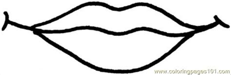 coloring pages for lips lips coloring page free body coloring pages