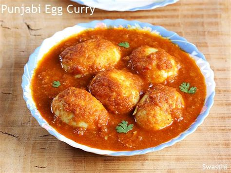 googlecom eggcurry recipes indian punjabi egg curry recipe anda curry swasthi s recipes