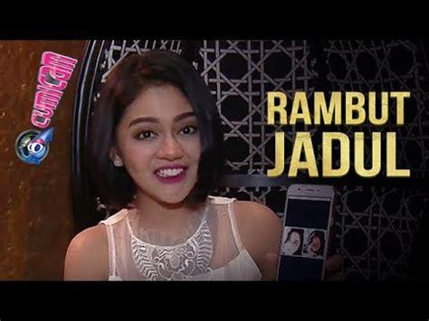 Model Rambut Jadul by Model Rambut Jadul Jenita Janet Bikin Kaget Banget