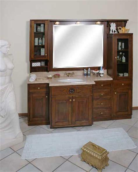 arredo bagno in legno mobili da bagno in legno arredo bagno