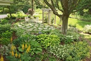halbschatten garten shade garden basics hawks landscape inc